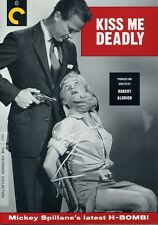 Kiss Me Deadly [Criterion Collection] (2011, DVD NIEUW)