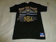 GOLDEN STATE WARRIORS WESTERN CONFERENCE CHAMPS SHIRT SIZE M STEPHEN CURRY NBA
