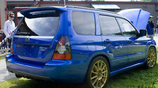 ROOF SPOILER FOR     SUBARU FORESTER II 2002-2008     the quick delivery