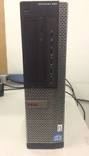 Dell OptiPlex 990 Intel Core i7-2600 3.4GHz 16GB Ram 128GB SSD OS 250GB HDD