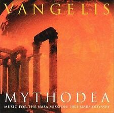 Mythodea: Music for the NASA Mission - 2001 Mars Odyssey by Vangelis CD