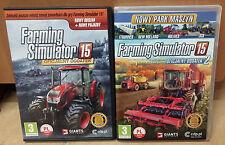 Landwirtschafts Farming Simulator 2015/15 Symulator Farmy PC PL BOX Zubehör