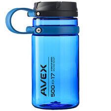 Avex 17 oz. Fuse Screw Top Wide Mouth Water Bottle - Ocean