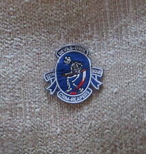 VIETNAM WAR PATCH-USAF 13th BOMB SQUADRON DEVILS OWN GRIM REAPERS