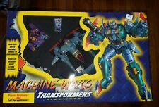 Transformers Botcon Exclusive 2013 MACHINE WARS Box Set complete with comic