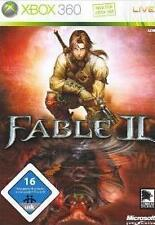 Xbox 360 Fable 2 II * Action RPG * Deutsch * como nuevo