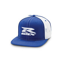 Suzuki GSX-R Trucker Cap in Blue/White - One Size - Genuine Suzuki - New