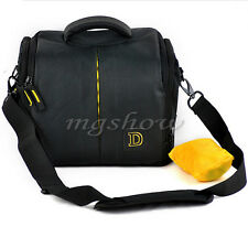 New Waterproof Shoulder Camera Carry Case Bag For Nikon Canon EOS SLR DSLR