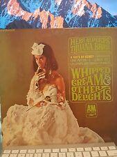 Herb Alpert's Tijuana Brass - Whipped Cream & Other Delights LP SP4110