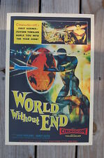World Without End Lobby Card Movie Poster The Year 2508