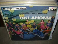 RODGERS & HAMMERSTEIN oklahoma ( musical ) decca 9017