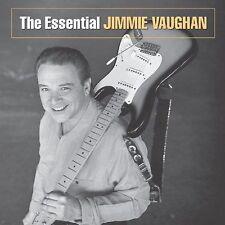 The Essential Jimmie Vaughan by Jimmie Vaughan (CD, Sep-2003, Sony Music Dist...