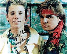 Lost Boys signed Corey Haim Corey Feldman 8X10 photo picture poster autograph RP