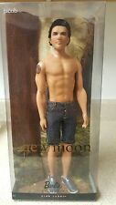 Barbie Collectors item Twilight: New Moon Jacob doll, Brand New, Never Opened
