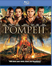 Pompeii [Blu-ray] 2015 by Sony