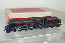 TRIX TTR 3 RAIL PRE WAR LMS 4-6-2 PRINCESS CLASS LOCO 6201 PRINCESS BOXED mc