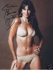 CAROLINE MUNRO SIGNED 007 JAMES BOND 8x10 PHOTOGRAPH 7 - UACC & AFTAL AUTOGRAPH