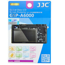 JJC GSP-A6000 Optical GLASS LCD Screen Protector Film for Sony A6000 9H Hardness