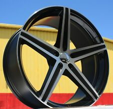 24 INCH RSW110 RIMS AND TIRES CHRYSLER 300C CHARGER CHALLENGER DODGE MAGNUM RWD
