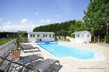 EASTER WEEKEND Romantic Holiday Cottage Break OWN HOT TUB + HEATED SWIMMING POOL