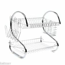 2-Layer Dish Drainer