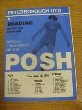 23/10/1976 Lincoln City v Reading  (Creased). Thanks for viewing our item.  Any