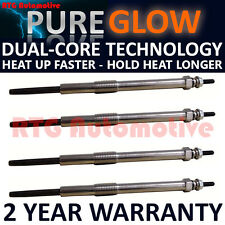 4X FOR TOYOTA AURIS YARIS VERSO COROLLA 1.4 D4D DIESEL HEATER GLOW PLUGS GP54202