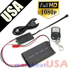 FULL HD 1080P DIY Module SPY Hidden Camera Video MINI DV DVR Motion Detection