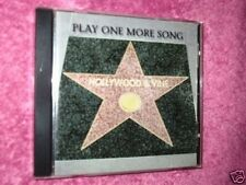 HOLLYWOOD & VINE - CD - Play One More Song - 1998 RARE