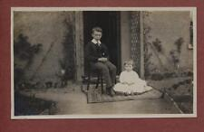 'Lewis' family. Children. Lived at 'Fir Royd', Ilkley, Yorkshire    qp1376