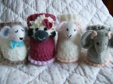 Bootee & Slipper Pets in 4 sizes: 0-1, 2yrs, 3yrs, 4yrs Easy DK Knitting Pattern