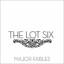 Major Fables by The Lot Six (CD, Nov-2003, Tarantula Records)