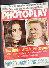 Photoplay Magazine Natalie Wood PattyDuke John Wayne Bobby Sherman March 1973