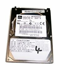 "60gb 2.5"" sata ordinateur portable disque dur mk6025gas hdd2189 h ze01 t"