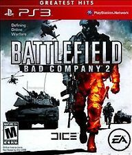 PS3 Battlefield Bad Company 2 NEW Sealed Greatest hits REGION FREE PS3 English