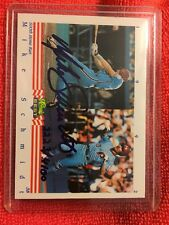 1992 CLASSIC BEST MIKE SCHMIDT AUTOGRAPH #2223/4100 FREE SHIPPING