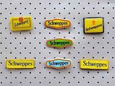 Schweppes-7 VINTAGE PINS