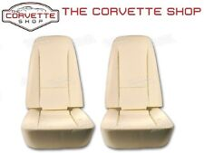 C3 Corvette Seat Foam Set 1976-1978 - Back and Bottom Pair 7223