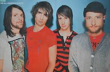 THE ALL AMERICAN REJECTS - A3 Poster (ca. 42 x 28 cm) - Clippings Sammlung NEU
