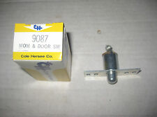 Cole Hersee 9087 Momentary Door Switch, 5A, 2 position, SPST; NOS!