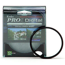 Kenko Slim Designed PRO1 Digital Multi-Coated MC UV Camera Lens Filter 58mm
