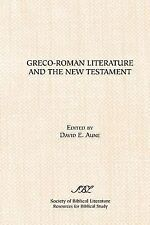 Sources for Biblical Study Ser.: Greco-Roman Literature and the New Testament...