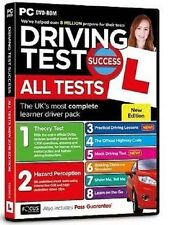 Driving Theory Test Success All Tests and Hazard Perception 2017 DVD-ROM *at_PC