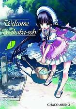 Welcome to Wakaba-soh: v. 1, Abeno, Chako, Paperback, New