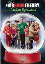 The Big Bang Theory: Holiday Compilation (DVD, 2014)