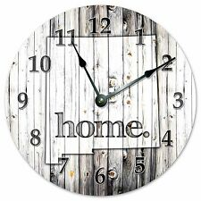 """NEW MEXICO RUSTIC HOME STATE CLOCK - Large 10.5"""" Wall Clock - 2241"""