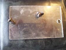 """Headstock """"Window"""" for viewing belt From 14"""" RTC Model GL-1000 Wood Lathe NICE!"""