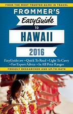 Frommer's EasyGuide to Hawaii 2016 (Easy Guides)-ExLibrary