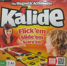 Imagination Magnetic Action Game Kalide FLICK SLIDE SCORE AGES 8+  FAMILY GAME