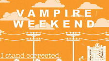 """MX03846 Vampire Weekend - American Rock Band From Music 25""""x14"""" Poster"""